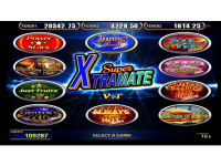 Super Xtramate game board with SAS