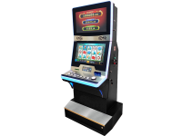 G6 Dual monitor slot machine cabinet